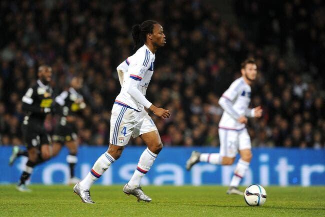 Ex-OL - Mercato : Malaga, Bakary Koné vers le RC Strasbourg