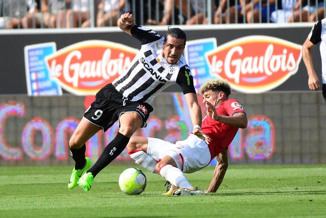 Angers - Lille : 1-1