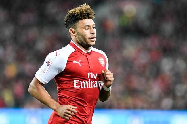 Mercato : Oxlade-Chamberlain d'Arsenal à Chelsea pour 38 ME
