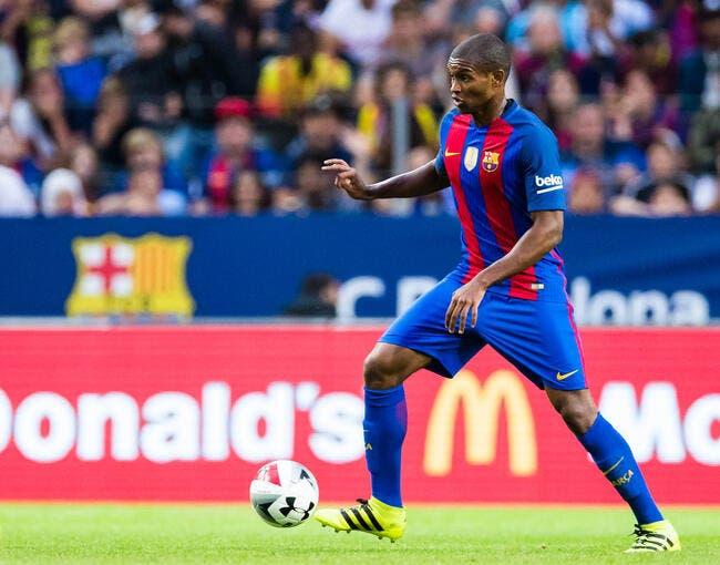 Le Barça et Nice tombent d'accord pour le prêt de Marlon — Officiel