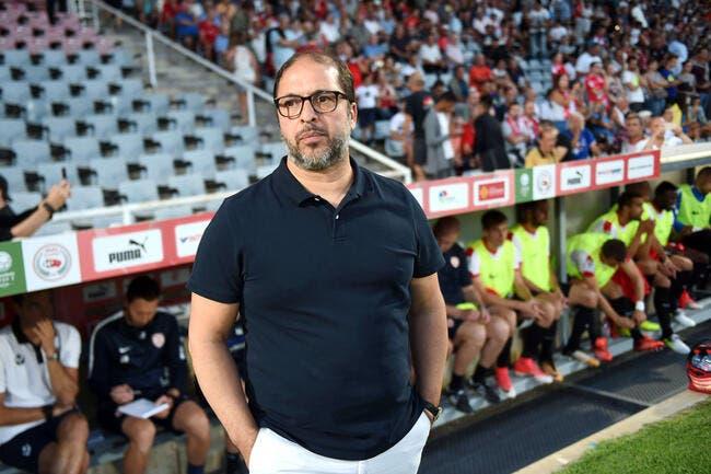 Officiel : Pablo Correa n'est plus l'entraîneur de l'ASNL