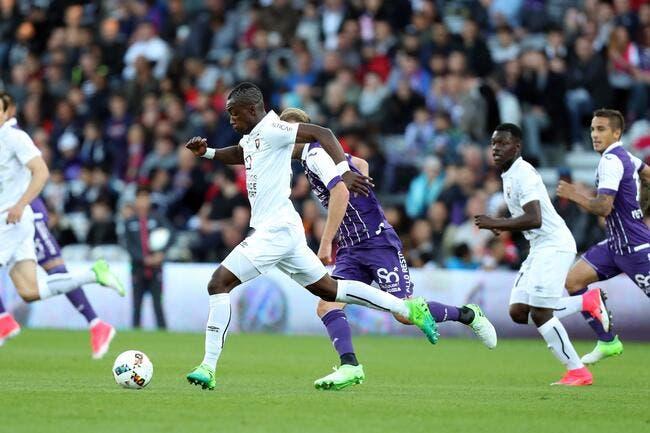 Mercato : Karamoh à l'Inter, Caen proche du jackpot !