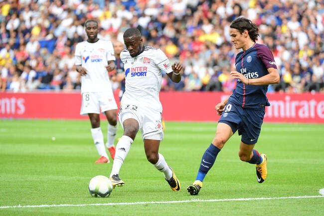 Ndombélé se rapproche de l'OL — Amiens