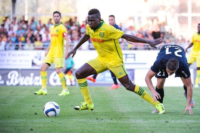 Mercato : Nantes refuse de céder Walonga en Ligue 2