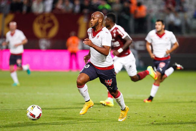 Bordeaux: Un deuxième attaquant se dirige vers Angers
