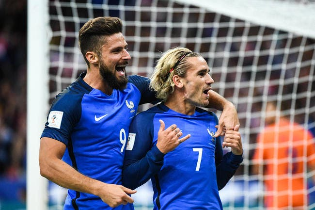 CdM 2018 : La France écrase les Pays-Bas et retrouve la tête