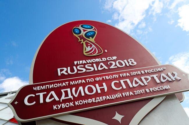 CdM 2018 : Les résultats des matchs de jeudi
