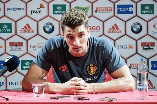 CdM 2018 : Trois buts, trois passes... Meunier guide la Belgique