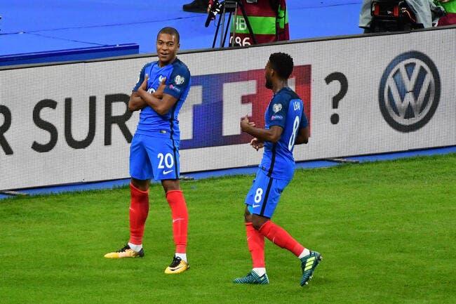 France : « Un match très positif », Deschamps est soulagé