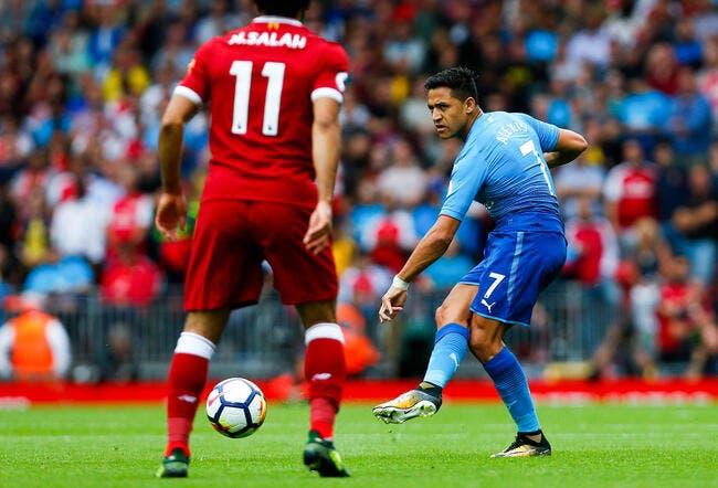 Mercato : 65 ME pour Alexis Sanchez, City craque totalement