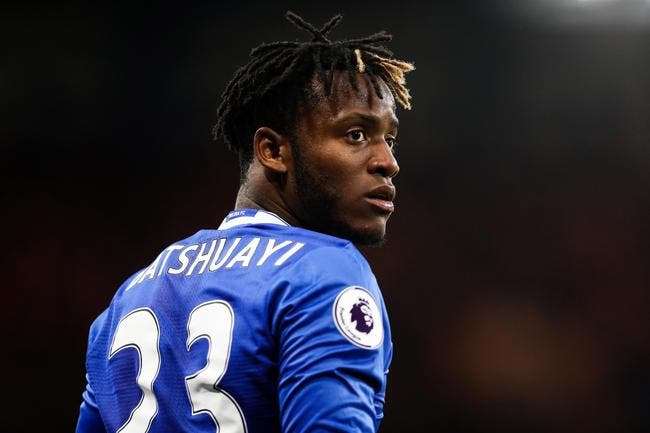 Mercato: Batshuayi doit vite quitter Chelsea conseille Hazard