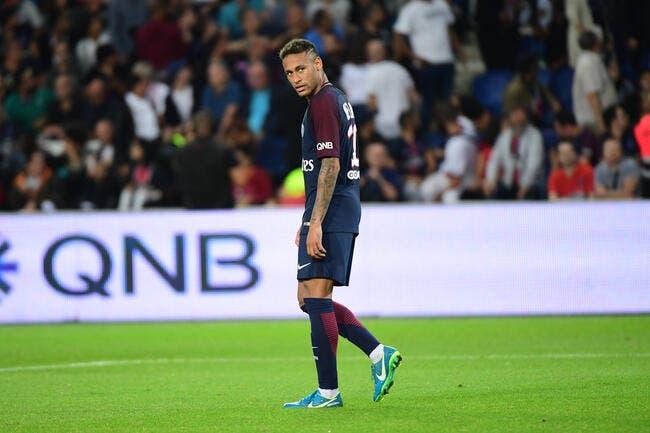 Mercato: «Si Neymar vaut 222 ME, je vaux 300 ME»