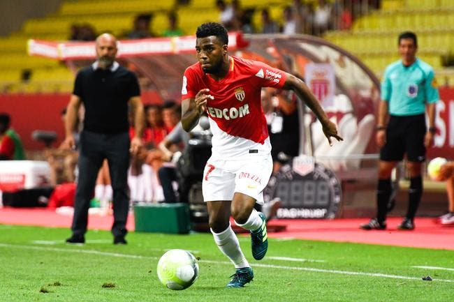 Monaco: Arsenal lâche 98 ME pour Lemar!