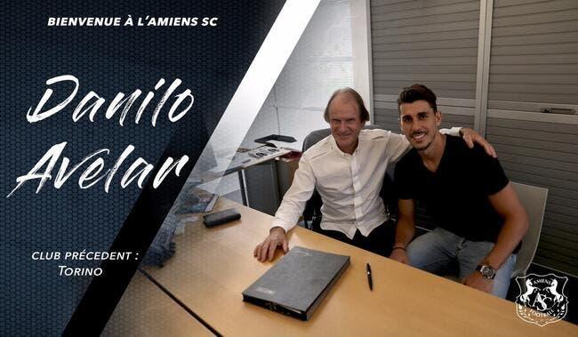 Officiel : Amiens accueille un défenseur du Torino en prêt