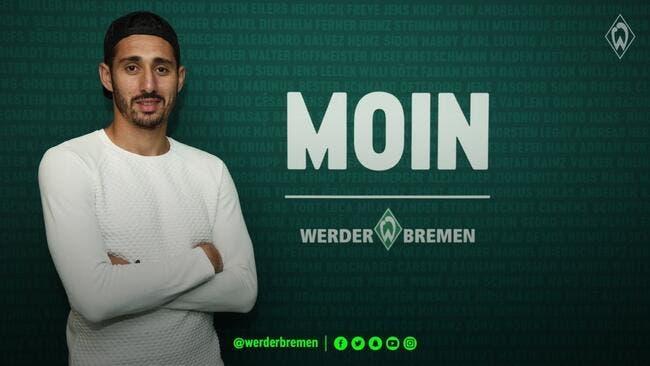 Officiel : Belfodil quitte Liège pour le Werder Brême