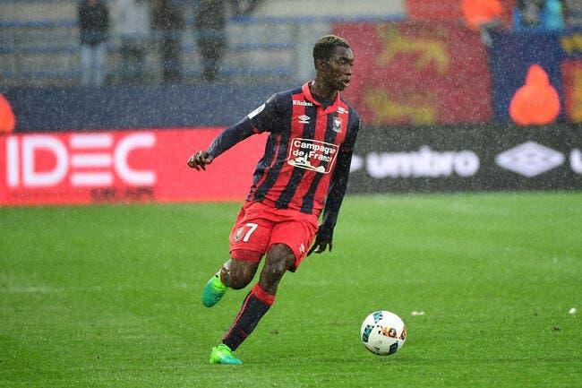 Officiel : Karamoh prolonge à Caen... et part à l'Inter Milan