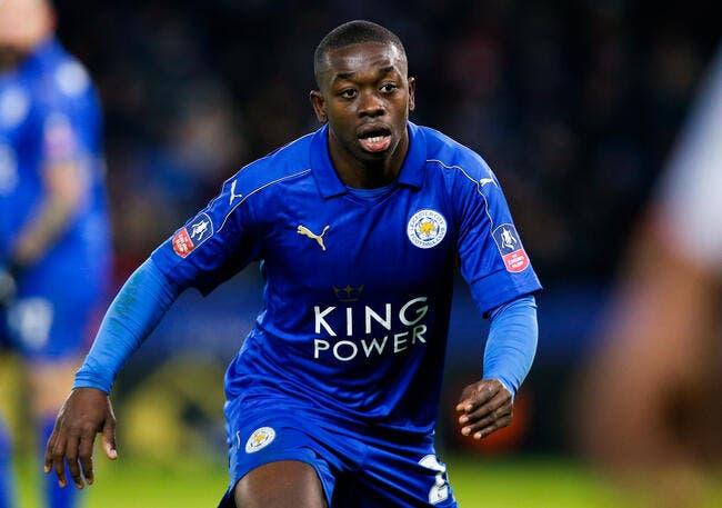 Officiel : Leicester prête Nampalys Mendy à Nice