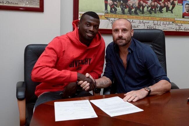 Officiel : Milan prête M'Baye Niang au Torino