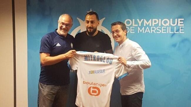 Officiel : Kostas Mitroglou signe enfin à l'OM