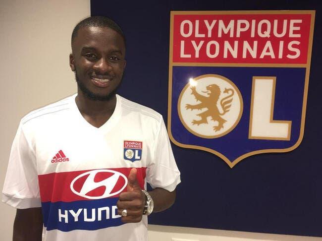Officiel : Ndombele quitte Amiens et signe à l'OL