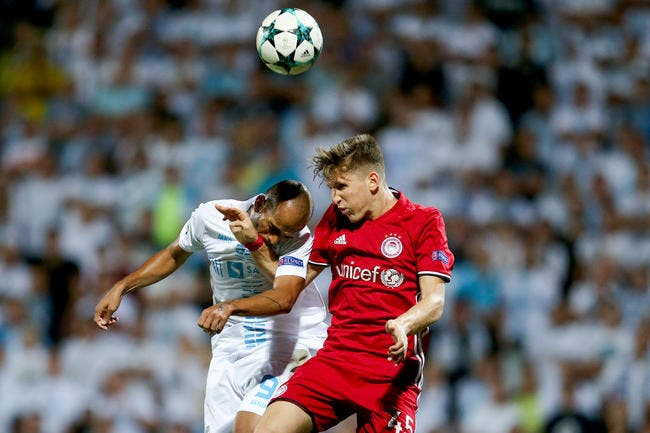 Officiel: Retsos signe loin de l'OL, à Leverkusen pour 22 ME