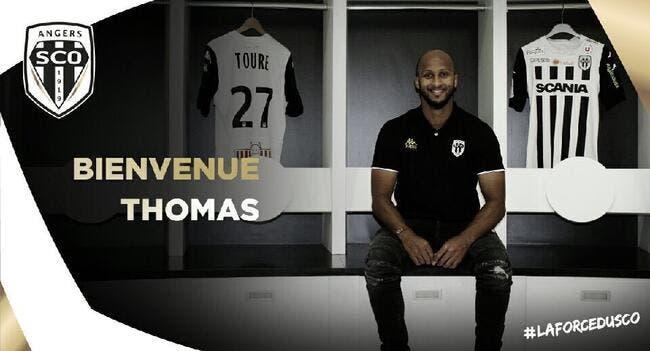 Officiel : Thomas Touré quitte Bordeaux et signe à Angers
