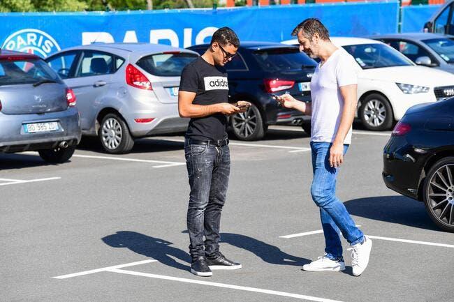 PSG: Ben Arfa à l'OL ou à Nice… en janvier