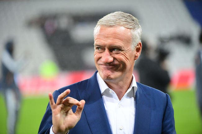 EdF : La chance de Deschamps fait marrer Pierre Ménès