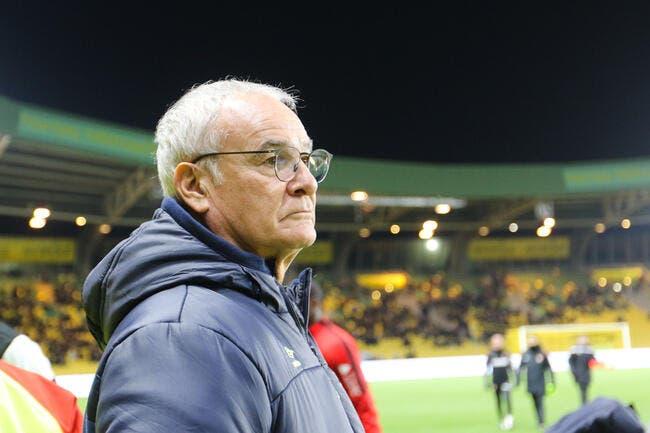 FCN: Les Maldives ou La Baule, Ranieri prévient ses joueurs
