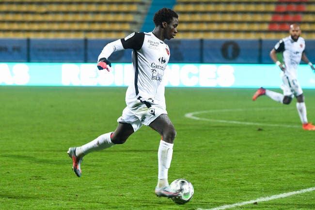 SRFC: Rennes craque pour Diabaté au mercato