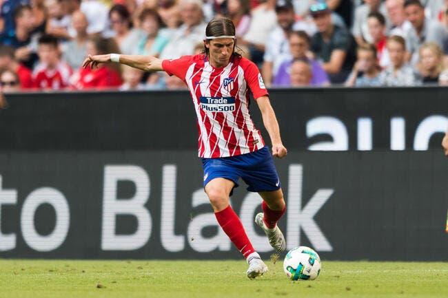 Atlético Madrid - Real Sociedad : 2-1