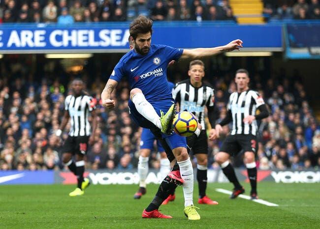 Chelsea - Newcastle : 3-1