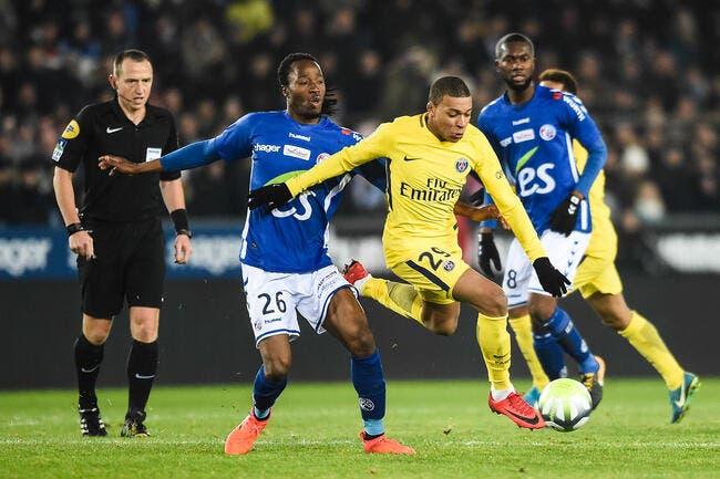 Strasbourg prend le PSG en défaut
