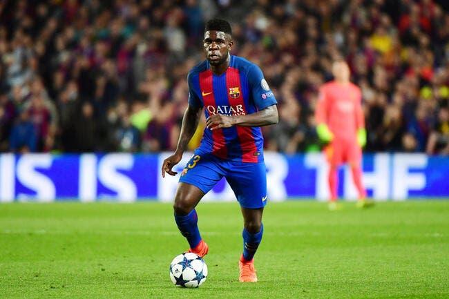 Liga : Le Barça le confirme, Umtiti est out deux mois