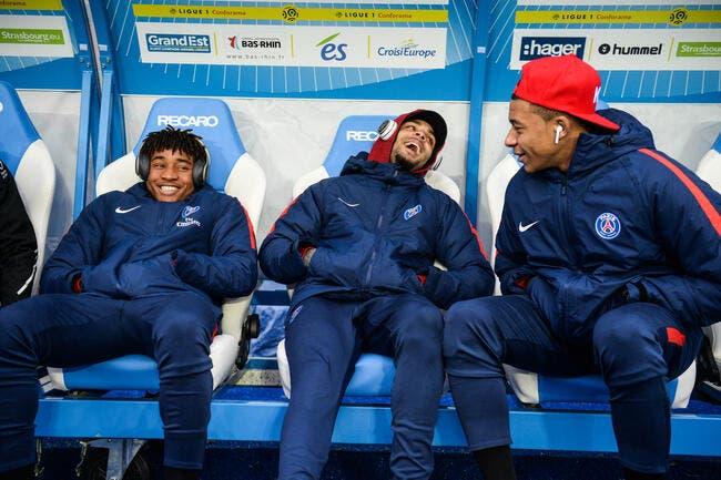 PSG : Emery ne regrette pas sa stratégie de l'échec