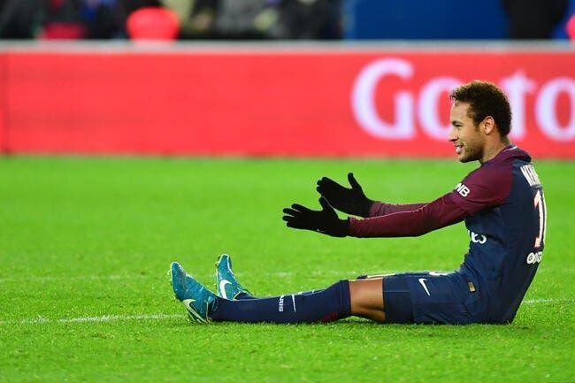 PSG : Neymar protégé, c'est le patron des arbitres qui l'exige !