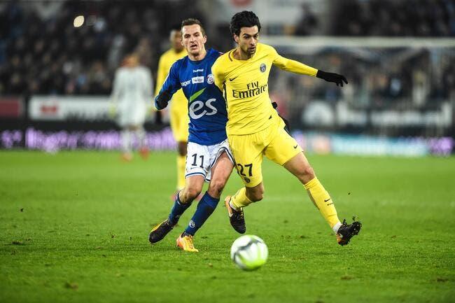 PSG : Un coup fouet sur les fesses, Marquinhos trouve ça utile
