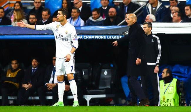 Real Madrid : L'annonce de Pérez sur l'avenir du duo Ronaldo-Zidane