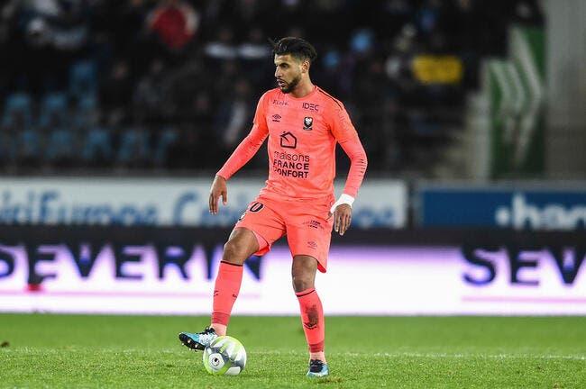 SMC : 0-5, Caen prêt à recracher la «pilule lyonnaise»
