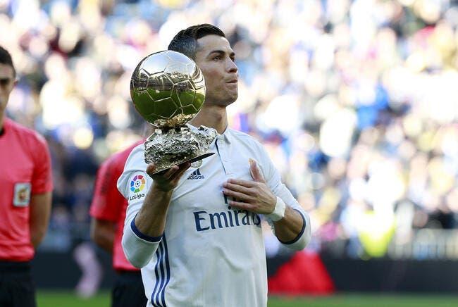 Ballon d'Or : Cristiano Ronaldo recevra son prix à la Tour Eiffel