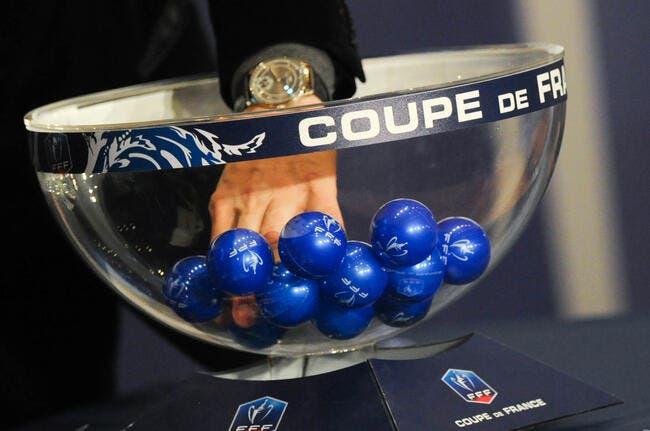 CdF : Découvrez le tirage au sort complet des 32es de finale !