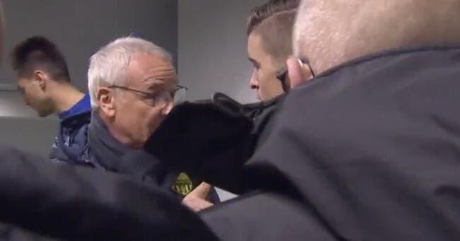 ASSE-FCN : Quand Ranieri est classe avec l'arbitre, Romeyer se ridiculise
