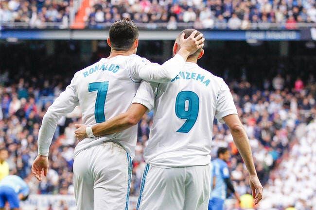 Liga : Cristiano Ronaldo et Karim Benzema, divorce annoncé à Madrid ?
