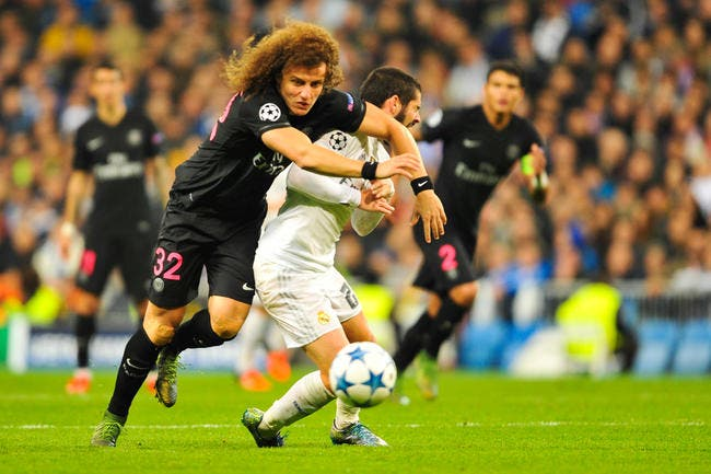 Mercato : David Luiz de Chelsea au Real ? Isco s'interpose