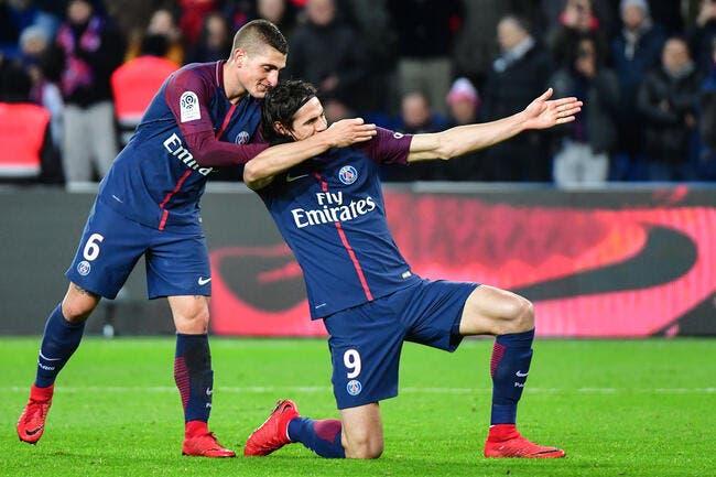 PSG : Cavani n'a pas le melon d'Ibrahimovic, lui veut la Coupe !