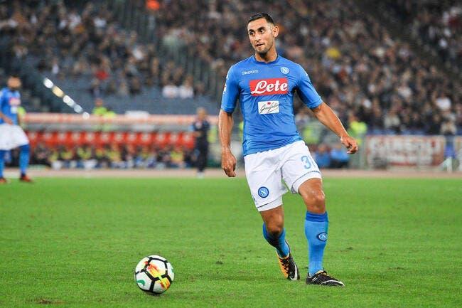 Faouzi Ghoulam prolonge avec Naples jusqu'en 2022