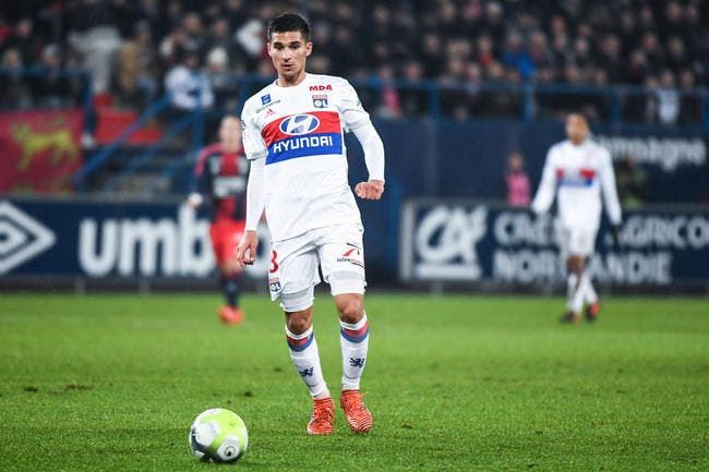 Foot Europe Lyon: Le FC Barcelone surveille Houssem Aouar