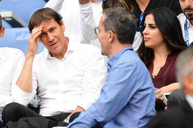 OM : Garcia espérait Diego Costa, il a eu Mitroglou