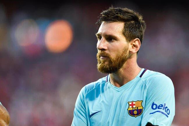 Grâce à Man City, Messi n'est plus jaloux de Neymar