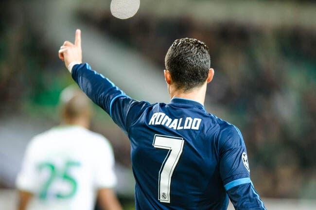LdC : Cristiano Ronaldo signe un record historique !